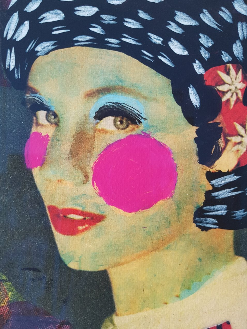 Noor Huige I'm with the girls - detail 01